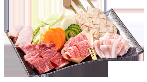 소고기 BBQ 세트 - ステムリゾート STEM-RESORT 沖縄豊崎