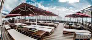 cozy roof top bar コージールーフトップバー BERR GARDEN ビアガーデン