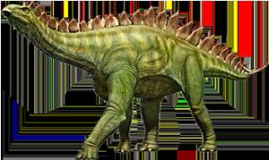 ダイナソーミュージアム QRコードで恐竜の情報をゲットしよう!