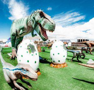 Dinosaur Museum ダイナソーミュージアム STEM RESORT