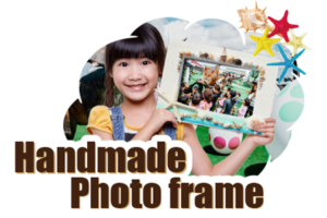 Hand made Photo frame | STEM RESORT okinawa