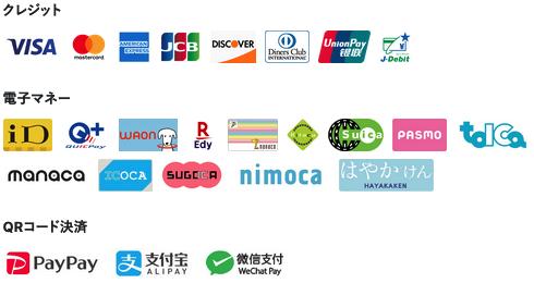 現金・クレジット・交通ICカード・QRコード決済|DINOSAUR BBQ & PARK 沖縄 ステムリゾート
